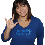Karen Putz - The Passion Mentor - Deaf Mom - Founder of Ageless Passions